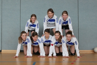 NDM weibl. U14    Wardenburger TV